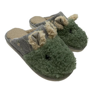 Dudu Town Frog Slippers Size 8 NWOT S015